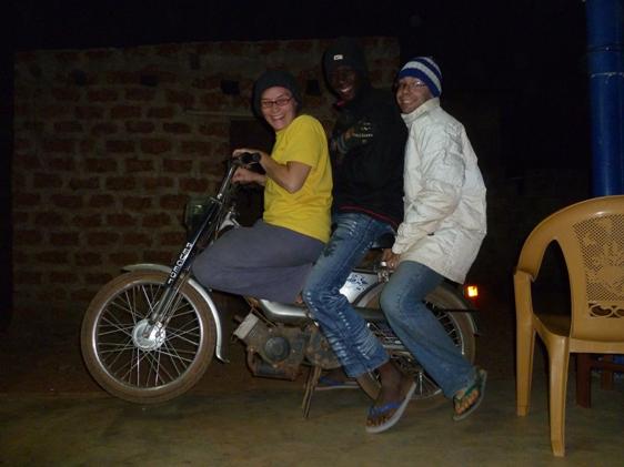 - 30 on a moto